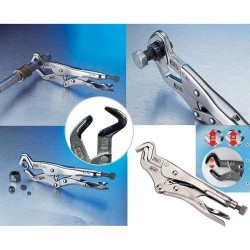 Adjustable Locking pliers FORCE - 2