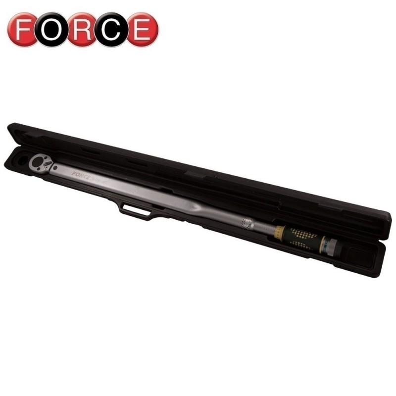 """140-700Nm Динамометричен ключ 3/4"""", Force - 1"""
