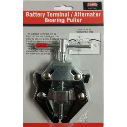 Скоба за рамо на чистачки и клеми на акумулатори PARD - 1