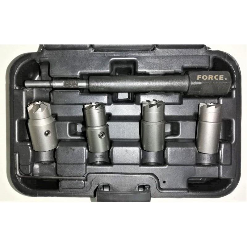 Diesel injectors seat cutter set - 1