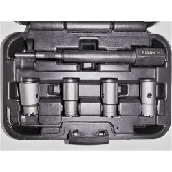 Diesel injectors seat cutter set - 2