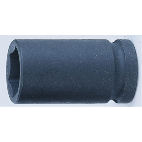 "1""DR. 6pt. Flank impact deep socket 32mm."