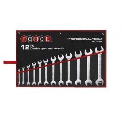 Гаечни ключове 6-32мм. к-т FORCE