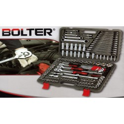 150pc Combination set BOLTER