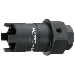 HAZET 4558-2, Pressure Nut Crown Wrench - 2