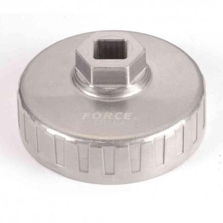 Cheie pentru filtru de ulei 74 mm x 8 laturi