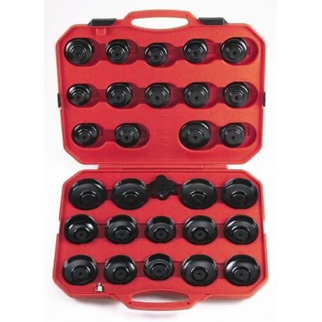 Чашки(ключове) за маслени филтри к-т
