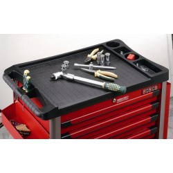Tool trolley Practical 325pc - 4