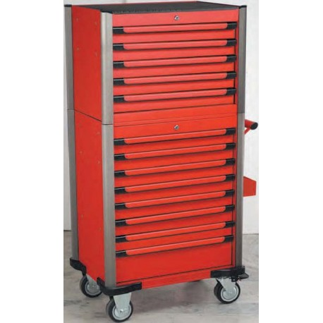 Tool trolley Practical 562pc