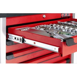 Tool trolley Practical 562pc - 2