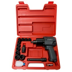 "14pc 1/2"" Impact wrench socket set"
