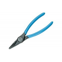 Circlip pliers for internal retaining rings, straight, 85-140mm GEDORE