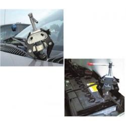 Extractor stergatoare/borne baterie/rulmenti alternator