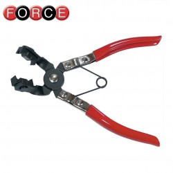 Hose clamp pliers angle type Clic-R