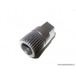 Alternator combination socket T50 - 2