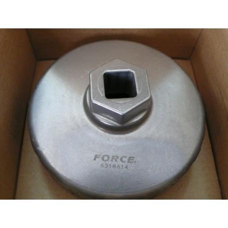 Oil filter wrench 86 mm/14 Pt.