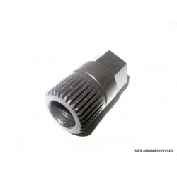 Alternator socket