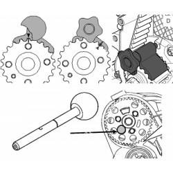 Комплект за зацепване на двигателя VAG 2.0 TDI PD DOHC - 2