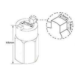 Вложка за демонтаж и монтаж на амортисьори VAG - 2