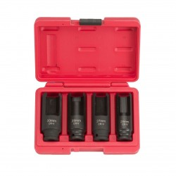 Diesel injector nozzle socket set - 1