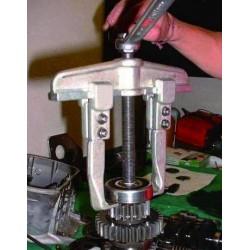 Gear puller 2 jaw 90x100mm - 2