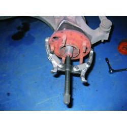 Gear puller 2 jaw 150mm - 3