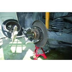 Gear puller 3 jaw 200mm - 3