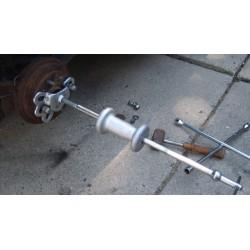 Trusa extractoare cu dispozitiv de impact 26 bucăți - 2