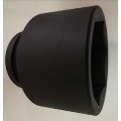 Tubulara de impact 80mm patrat 1 tol - 2