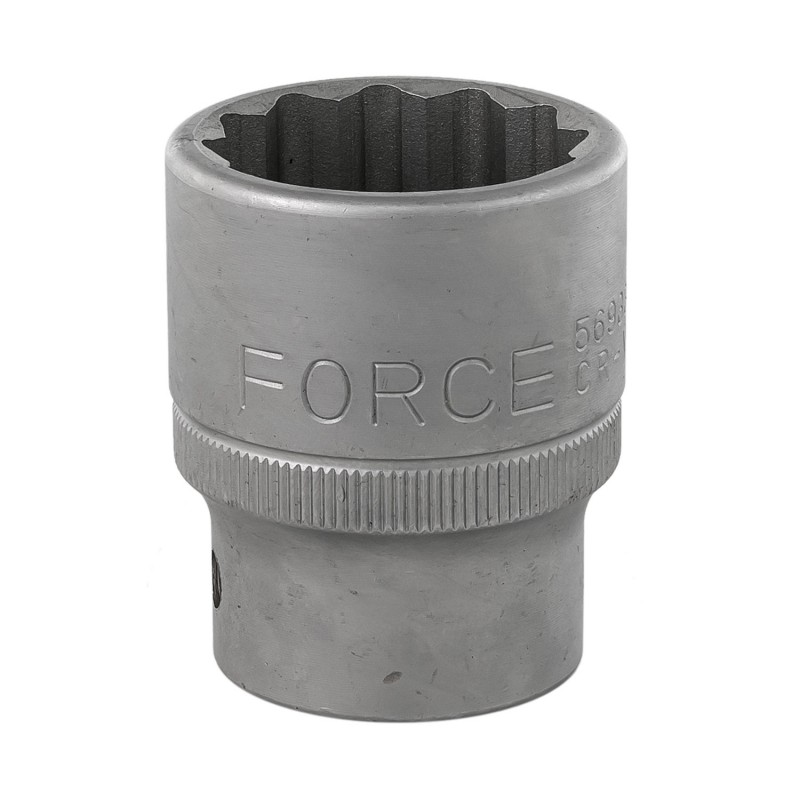 "3/4""DR. 12pt. 42mm Flank socket - 1"