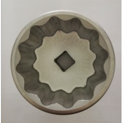 Tubulara 65mm stelata, 3/4 - 2