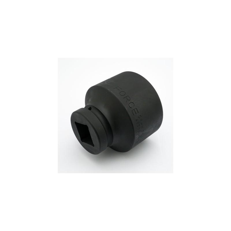 "1""DR. 6pt. 60mm Flank impact socket - 1"
