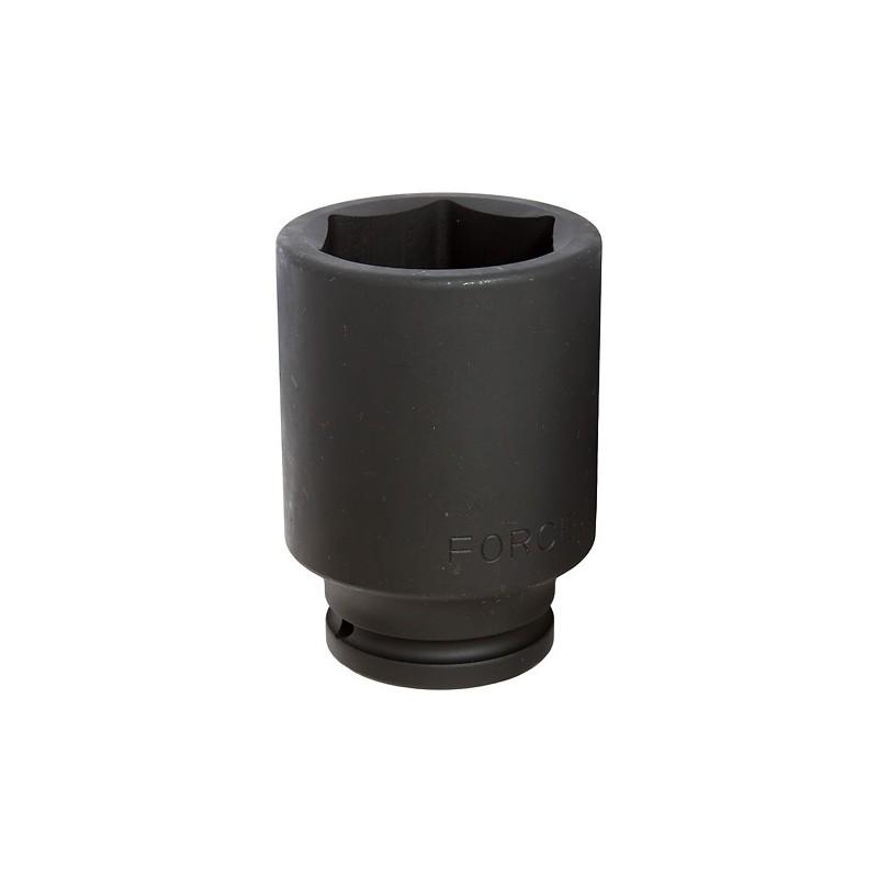 "1""DR. 6pt. 65mm Flank impact deep socket - 1"