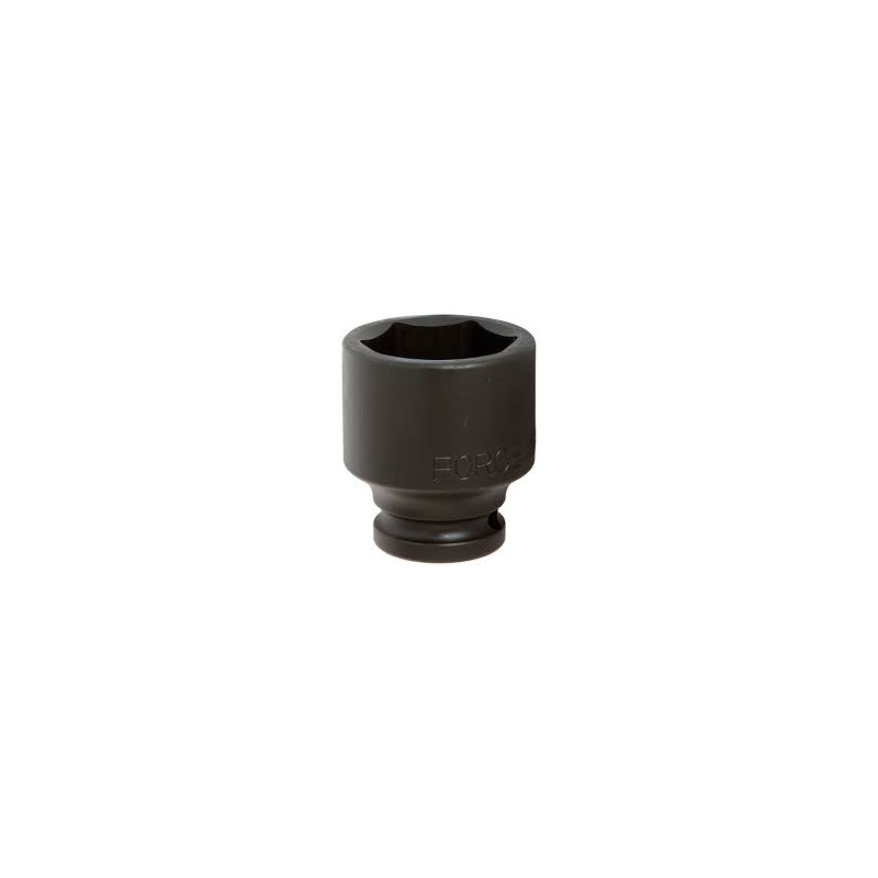 "3/4""DR. 6pt. 50mm Flank impact socket - 1"