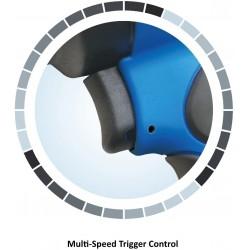 Pistol pneumatic de impact 1/2, 1355Nm - 6