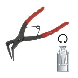Long Reach Internal Snap Ring Pliers - 2