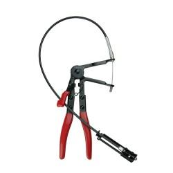 Cleste cu cablu pentru coliere elastice greu accesibile - 4